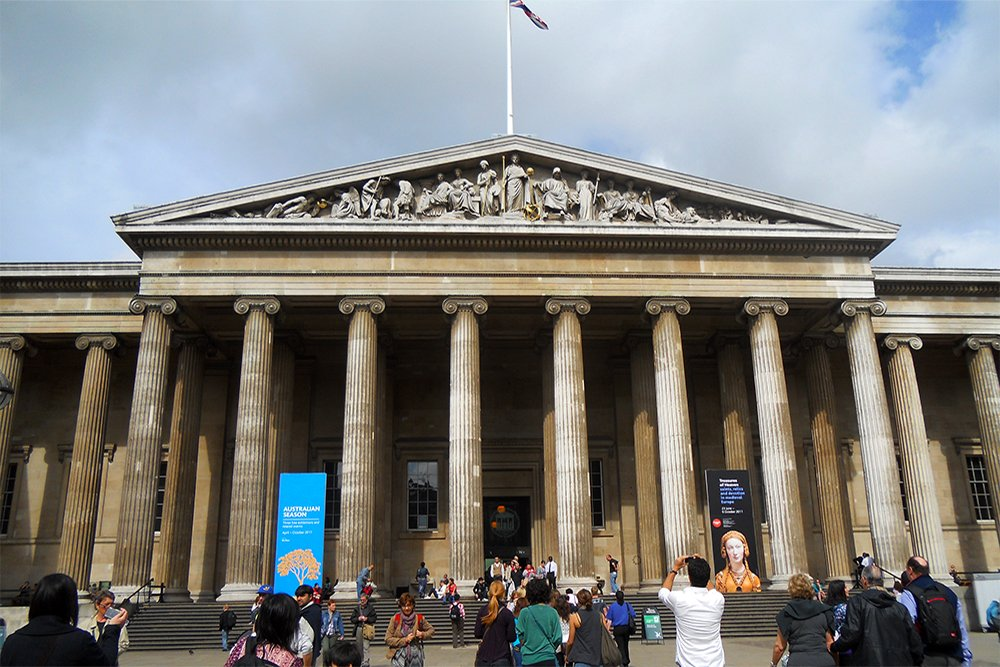 British Museum   London for free: places to visit and things to do