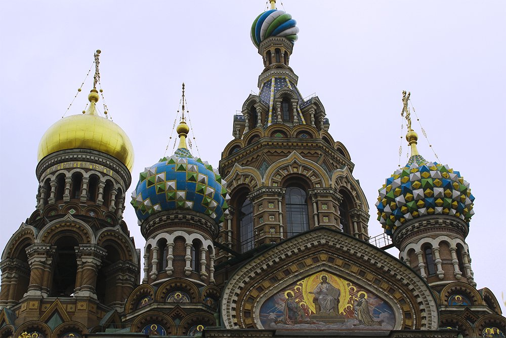 The Church of the Savior on the Spilled Blood | 7 Places to See on Your First Time in St. Petersburg