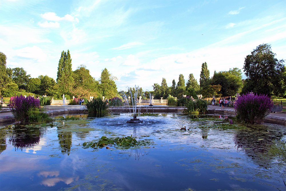 Hyde Park   London for free: places to visit and things to do