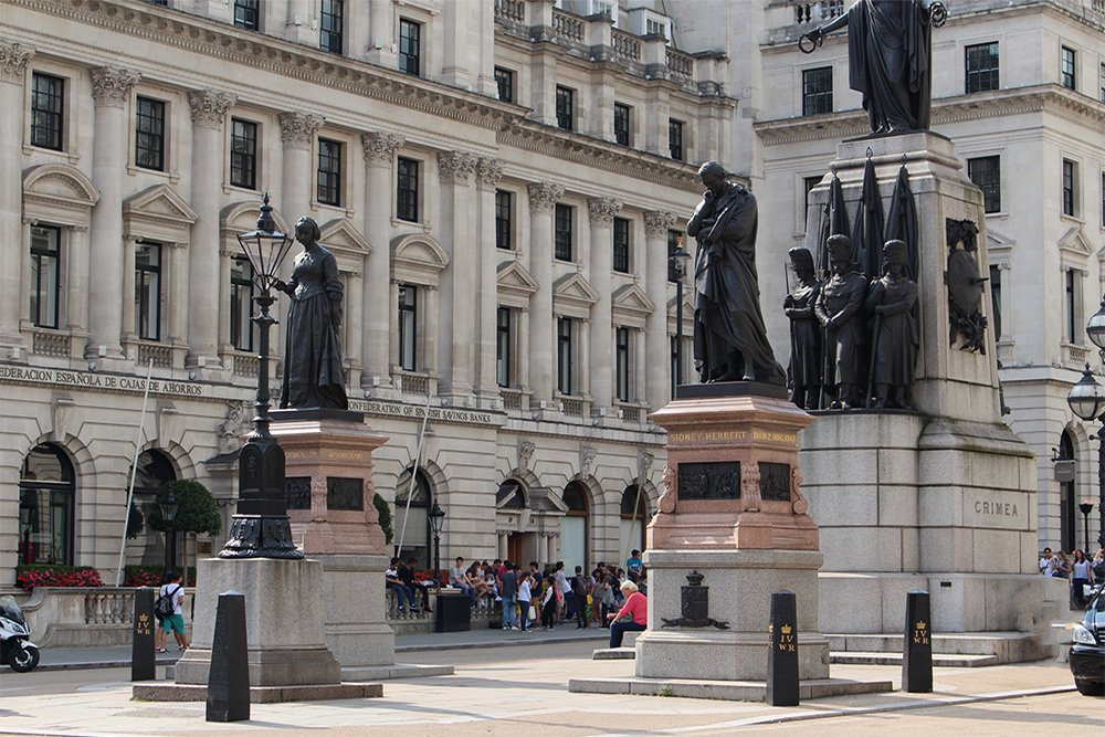 Pall Mall | London for free: places to visit and things to do