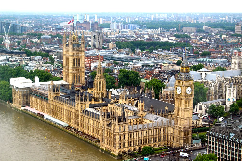 Parliament Building and Big Ben | 1 Day in London Walking Itinerary