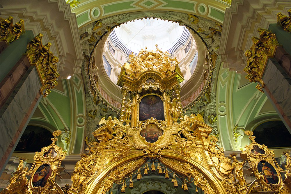 Peter and Paul Fortress: interior | 7 Places to See on Your First Time in St. Petersburg