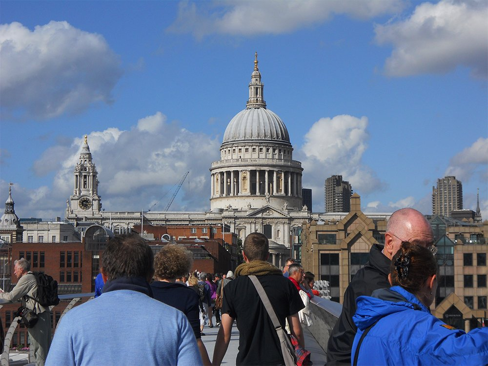 St Paul's Cathedral   1 Day in London Walking Itinerary