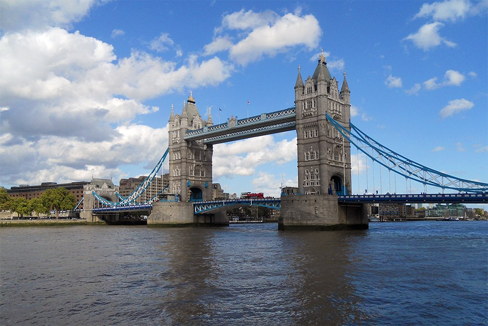 The Tower Bridge   London for free: places to visit and things to do