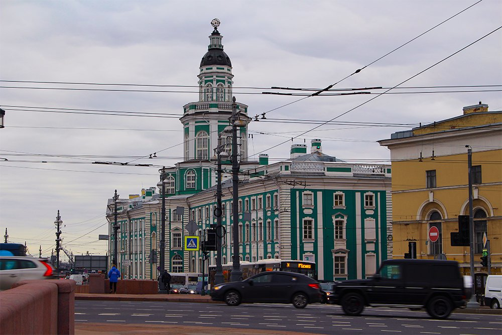 Kunstkamera | 7 Places to See on Your First Time in St. Petersburg