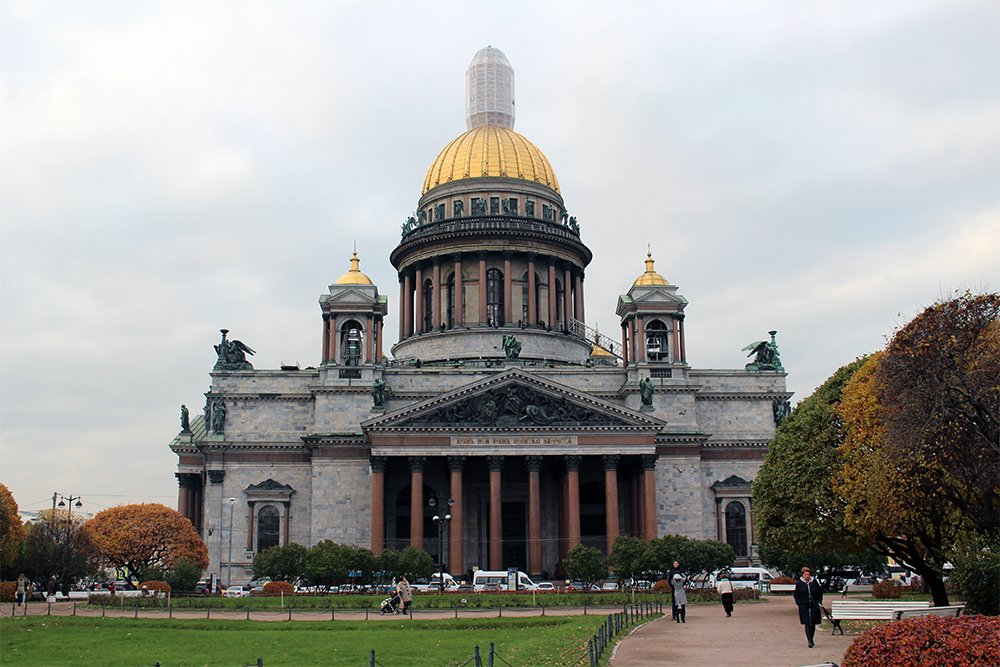 Saint Isaac's Cathedral | 7 Places to See on Your First Time in St. Petersburg