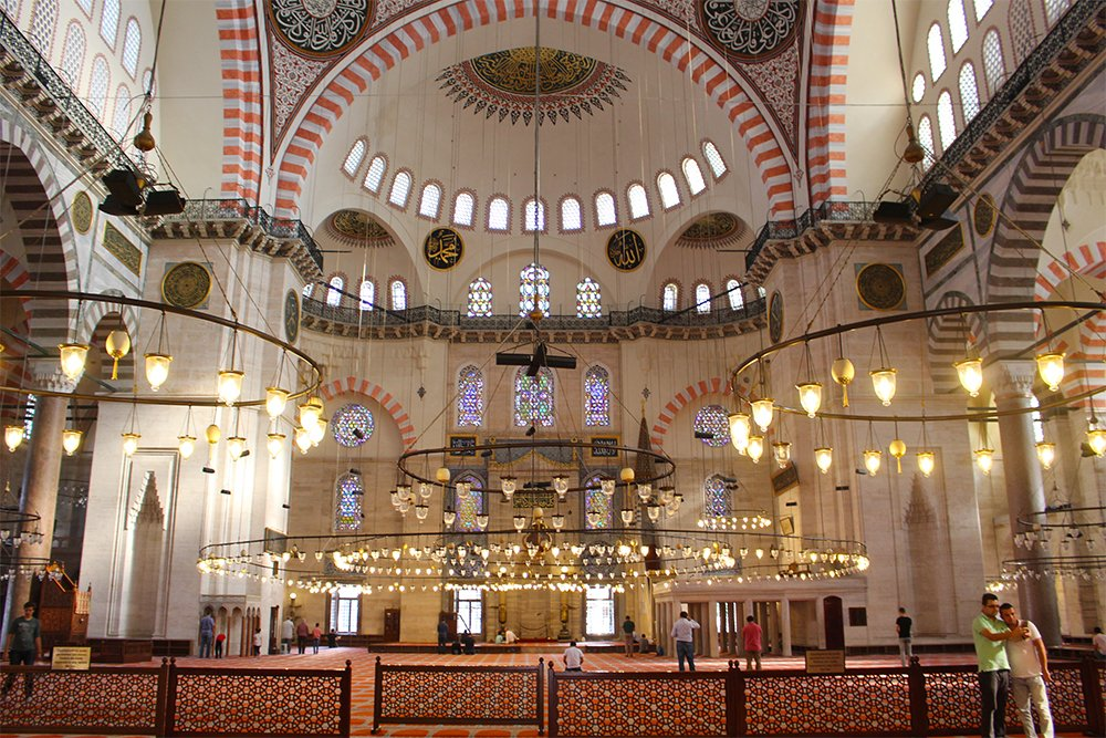 Suleymaniye Mosque | 20+ Places to See in Istanbul