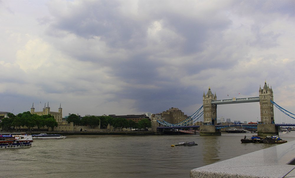The Tower and the Tower Bridge   1 Day in London Walking Itinerary