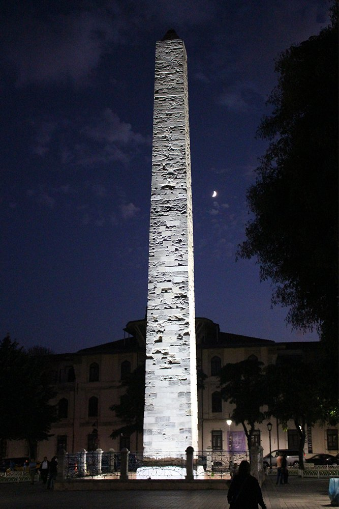 What to See in Sultanahmet Square, Istanbul | Walled Obelisk
