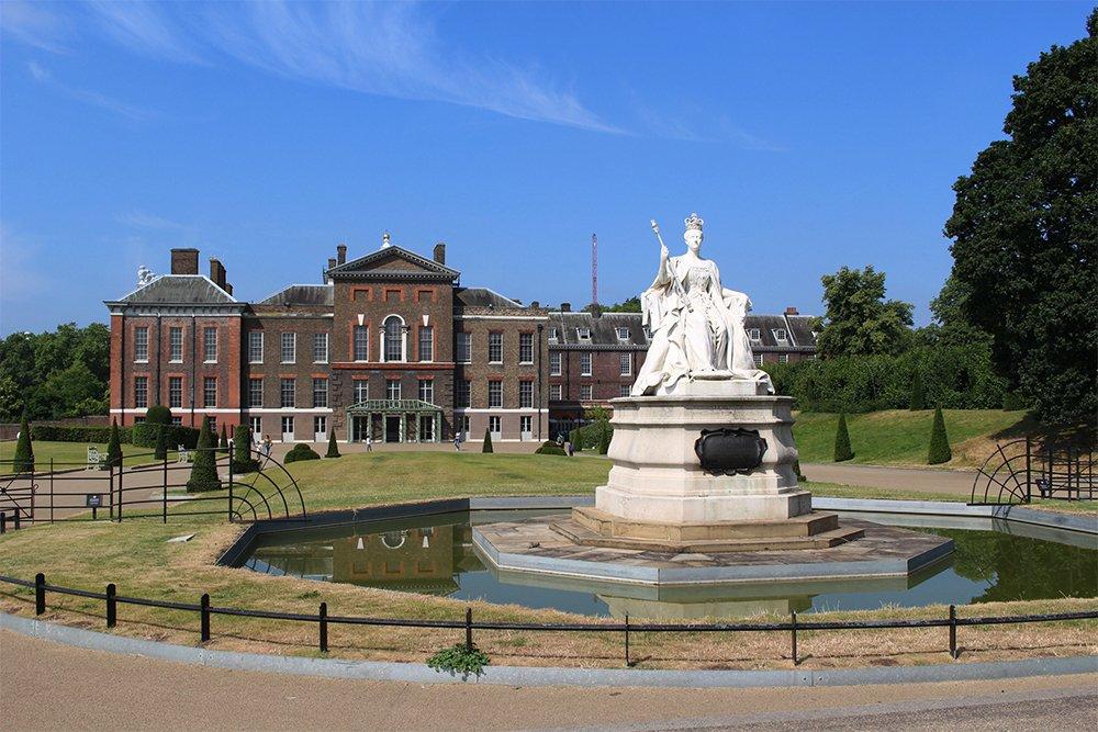 Kensington Palace   1 Day in London Walking Itinerary