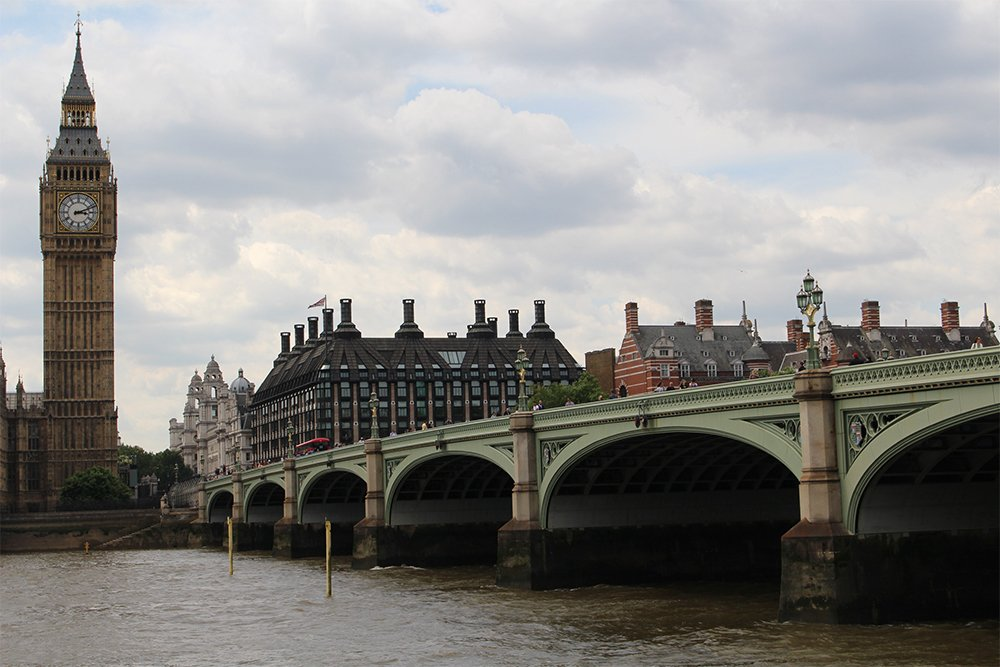Westminster Bridge and Big Ben   London for free: places to visit and things to do