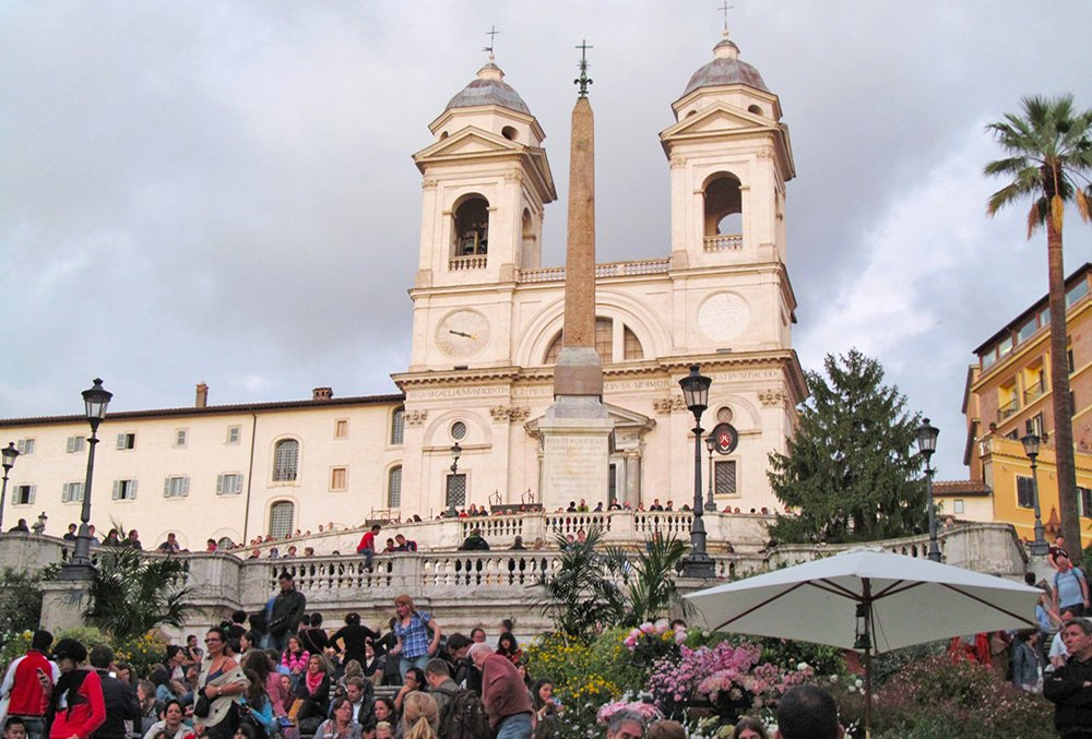 1 Day in Rome Walking Itinerary | Piazza di Spagna