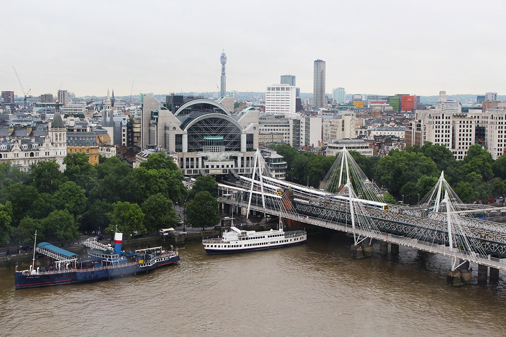 12 Things to Know Before Travelling to London | Panoramic view of London