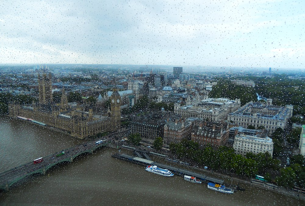 12 Things to Know Before Travelling to London | Rain in London