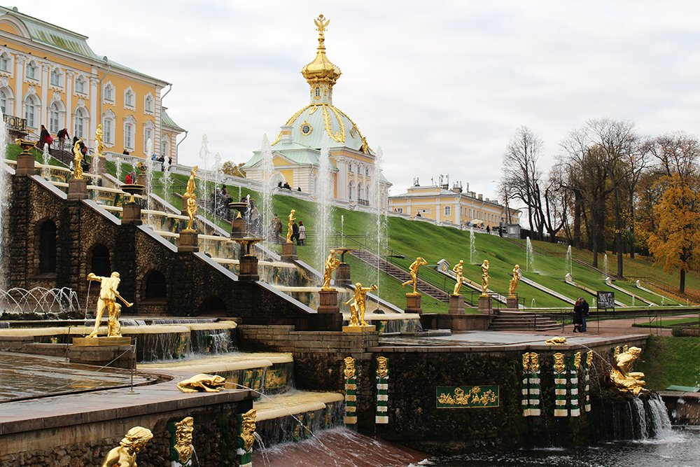 More than 20 things to do and places to see in St Petersburg | Peterhof