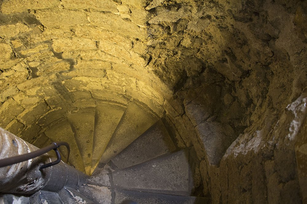 1 day in Oxford Walking Itinerary | St Mary the Virgin Tower Stairs