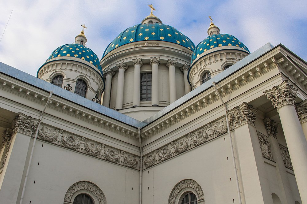 Trinity Cathedral St Petersburg