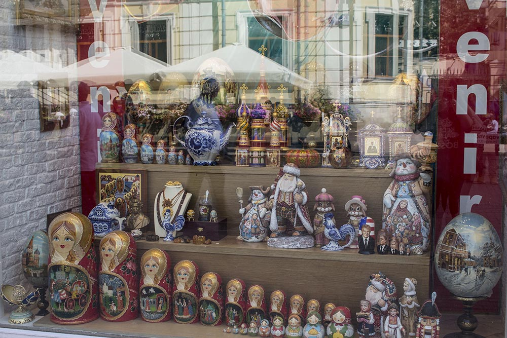 How to spend a perfect day in Moscow | Souvenirs in Arbat