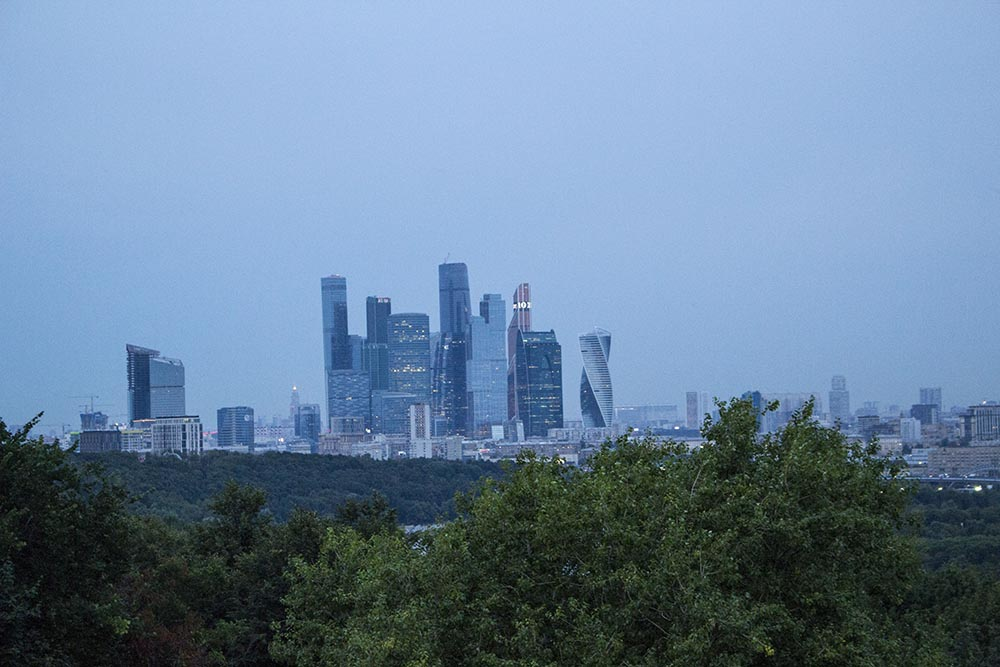 How to spend a perfect day in Moscow | View from the Sparrow Hills