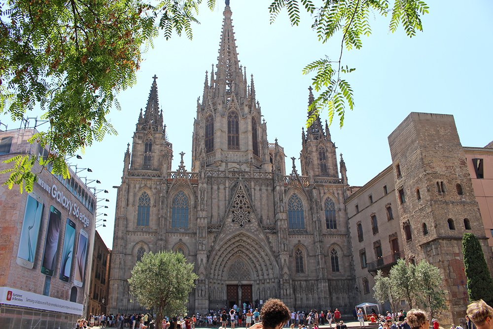 First Timer's Guide: 12 places to see in Barcelona | Barcelona Cathedral
