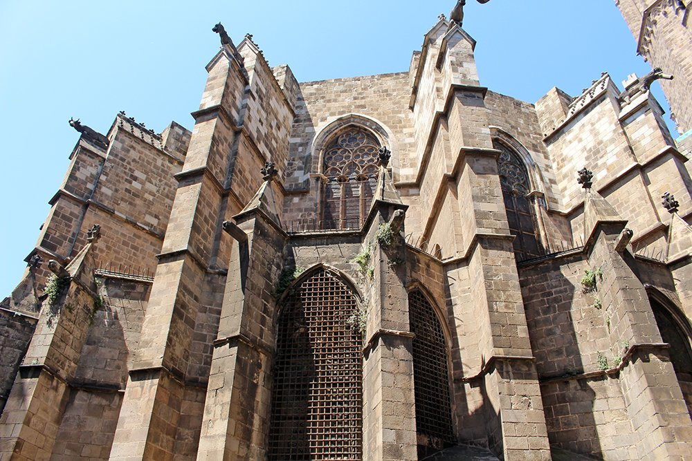 First Timer's Guide: 12 places to see in Barcelona | Barri Gotic