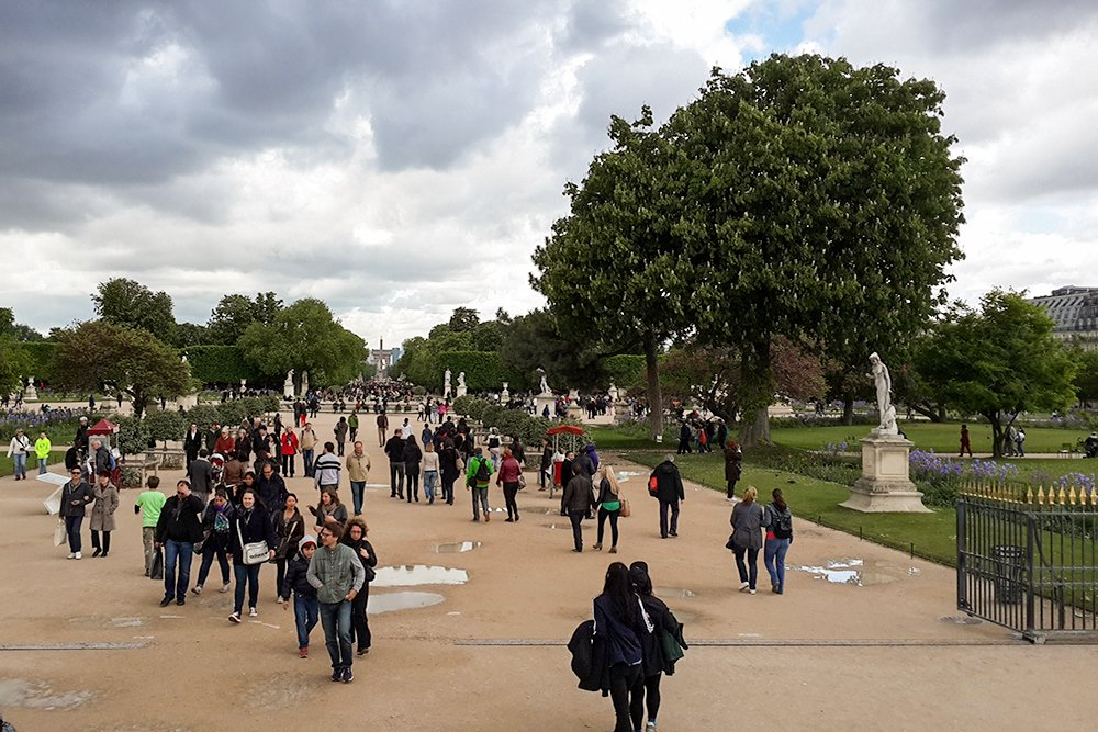 France: what to do in Paris in one day | Tuileries Gardens