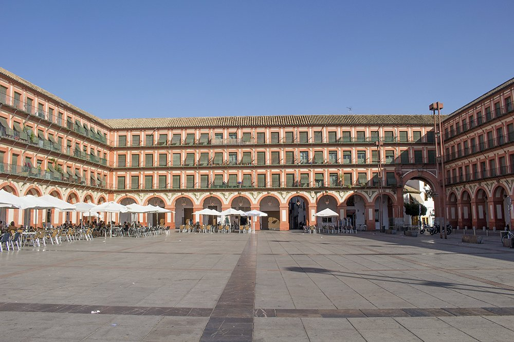 3 Weeks of Solo Travel in Spain, Part 2: a Very Long List of Places to See in Cordoba and the Cost | Plaza de la Corredera