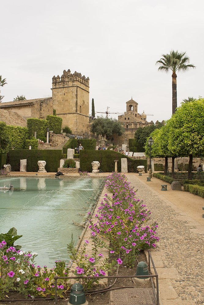 3 Weeks of Solo Travel in Spain, Part 2: a Very Long List of Places to See in Cordoba and the Cost | Real Alcazar de los Reyes Cristianos