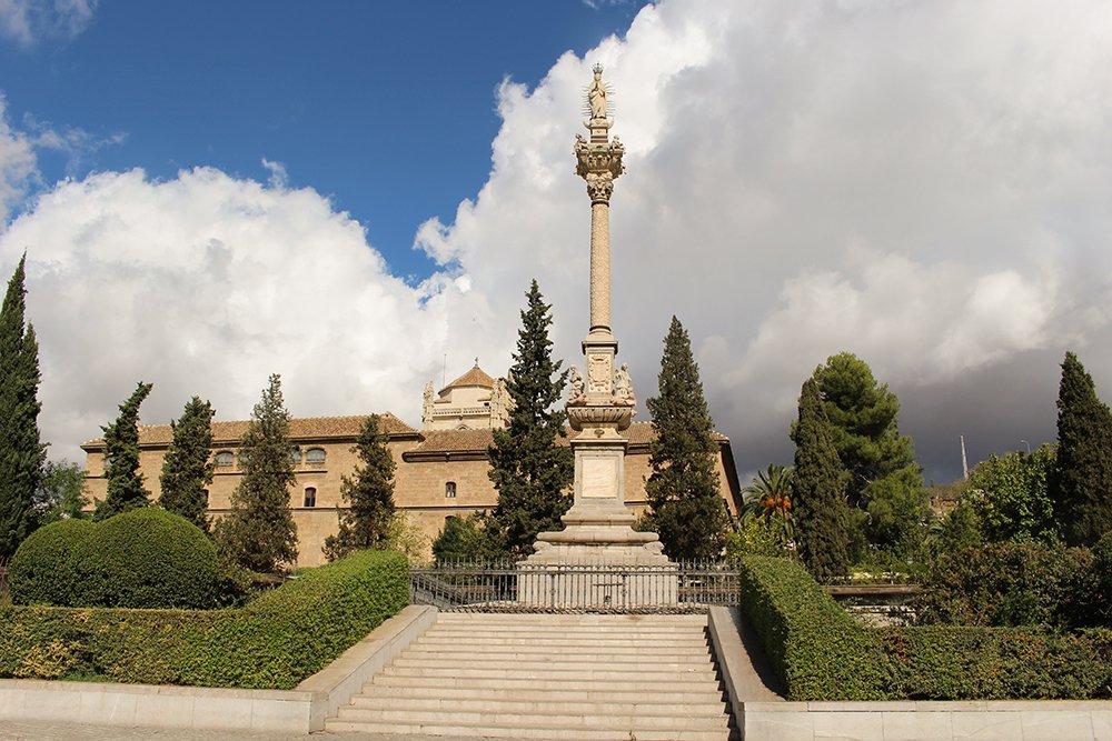 3 Weeks of Solo Travel in Spain: 3 days in Granada