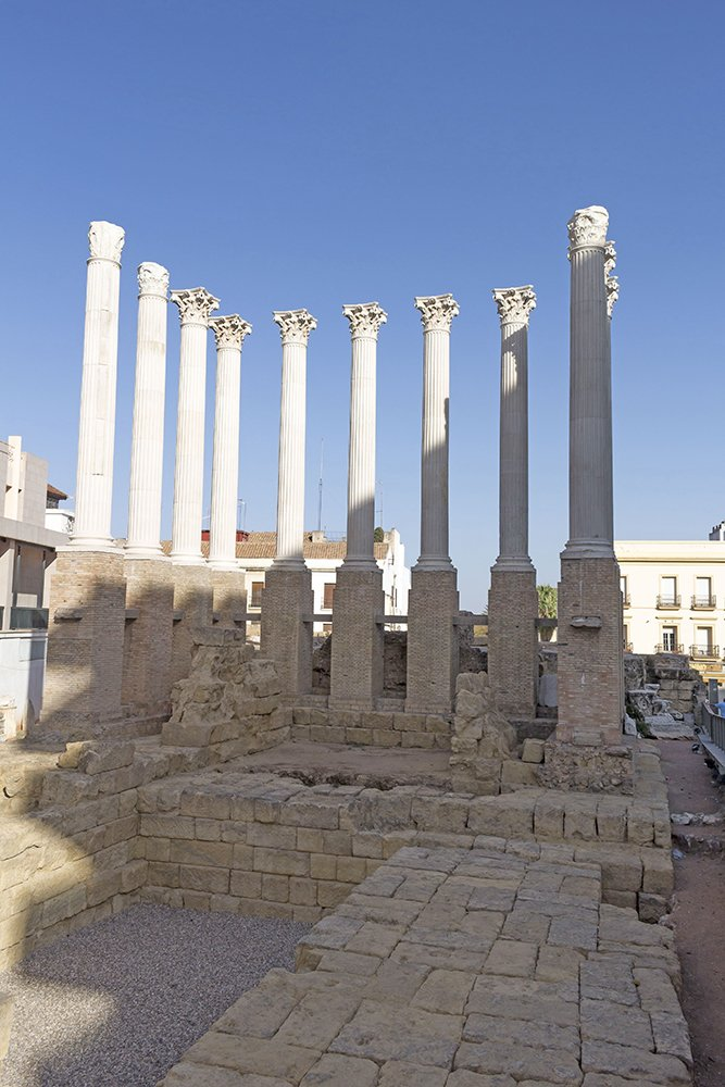 3 Weeks of Solo Travel in Spain, Part 2: a Very Long List of Places to See in Cordoba and the Cost | The Roman Temple