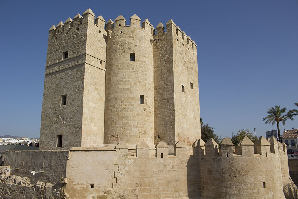 3 Weeks of Solo Travel in Spain, Part 2: a Very Long List of Places to See in Cordoba and the Cost | Torre de la Calahorra