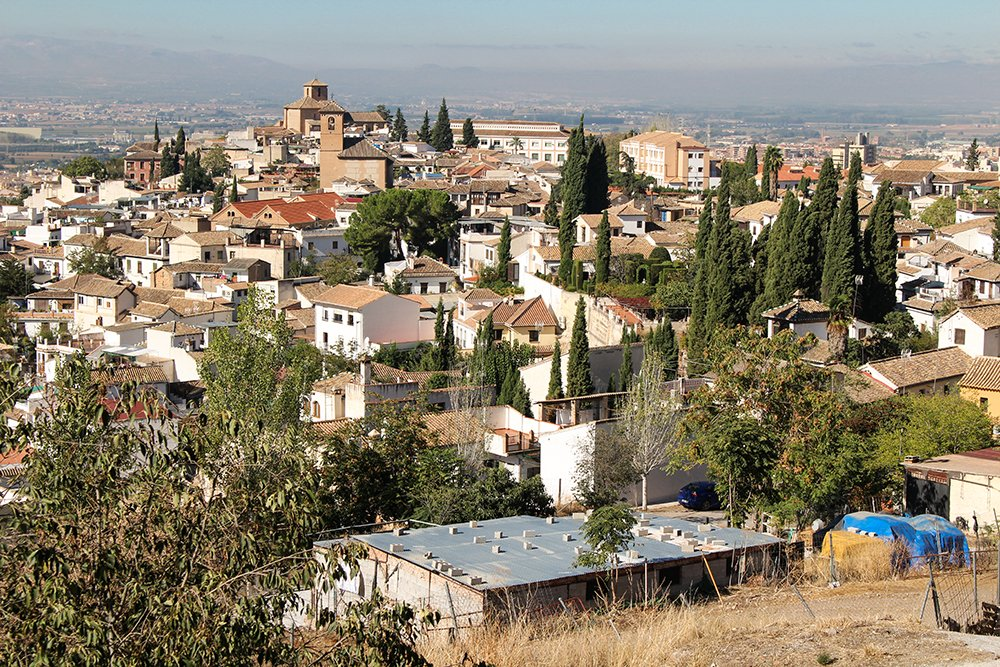 3 Weeks of Solo Travel in Spain, Part 3: things to do in Granada | Albaicin