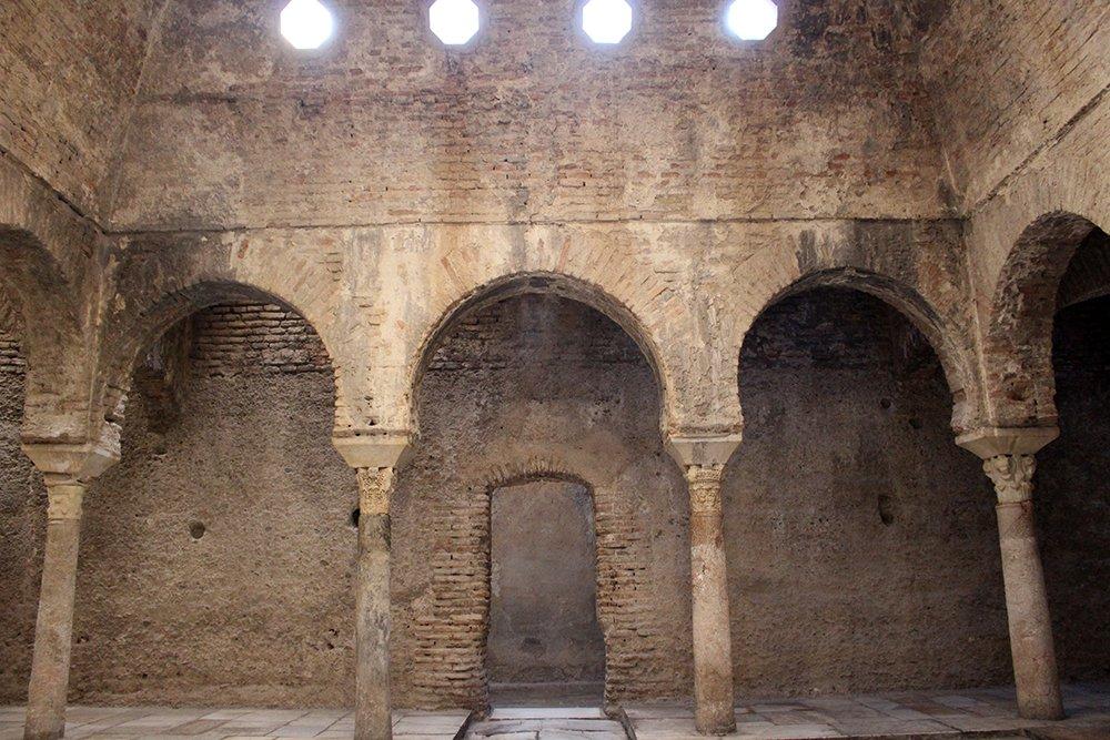 3 Weeks of Solo Travel in Spain, Part 3: things to do in Granada | El Banuelo