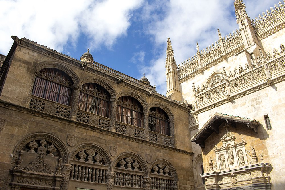 3 Weeks of Solo Travel in Spain, Part 3: things to do in Granada | The Royal Chapel