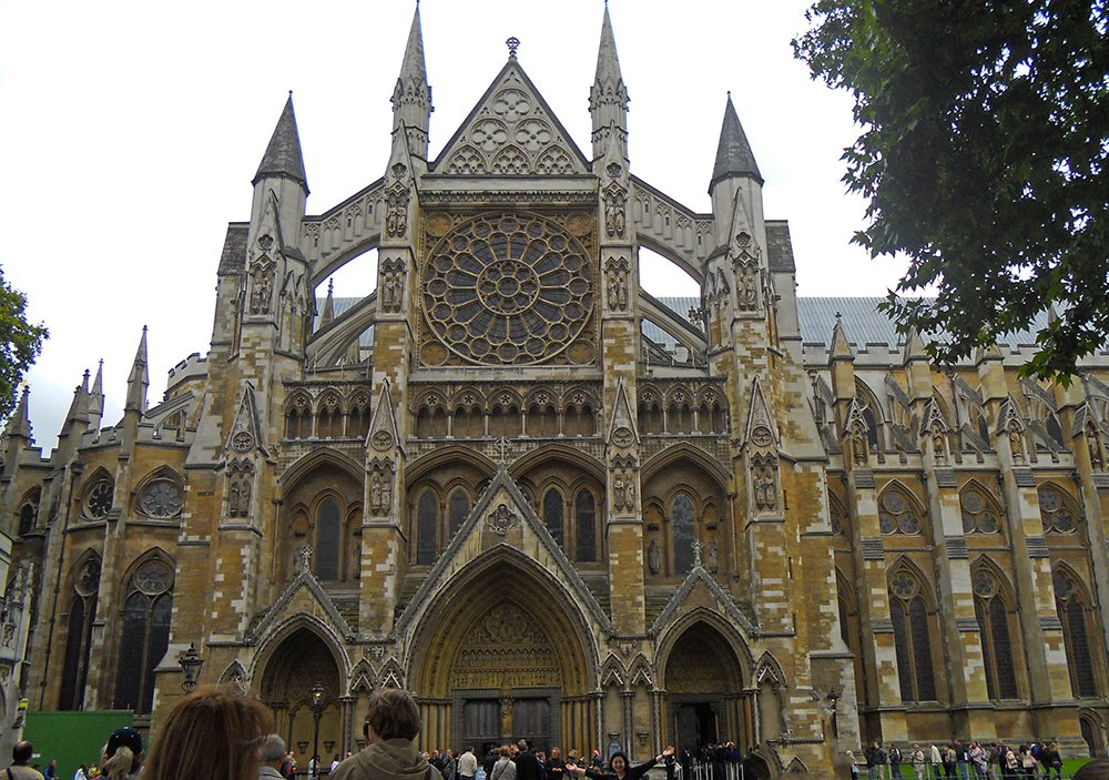 Бесплатные достопримечательности Лондона | Вестминстерское аббатство