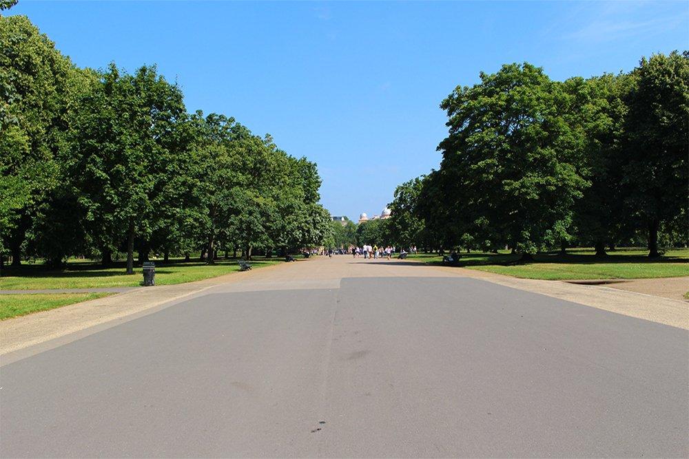 Бесплатные достопримечательности Лондона | Кенсингтонские сады