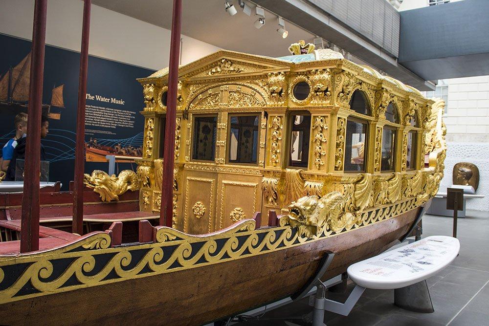 Бесплатные достопримечательности Лондона | Морской музей Лондона