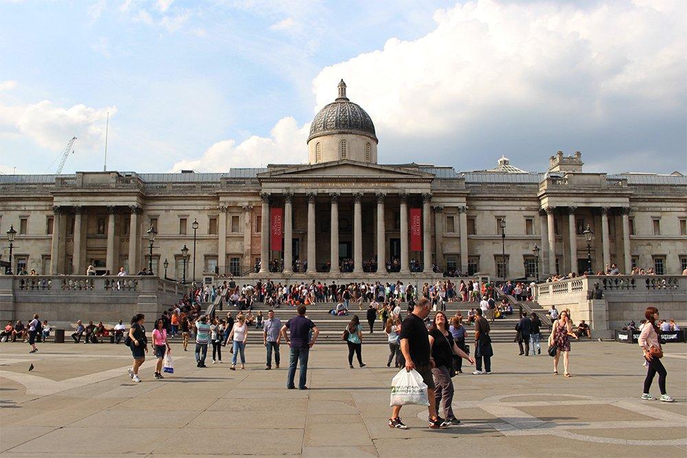 Бесплатные достопримечательности Лондона | Национальная галерея