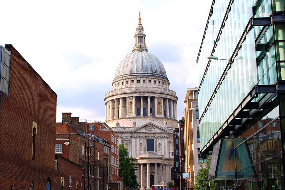Бесплатные достопримечательности Лондона | Собор Святого Павла