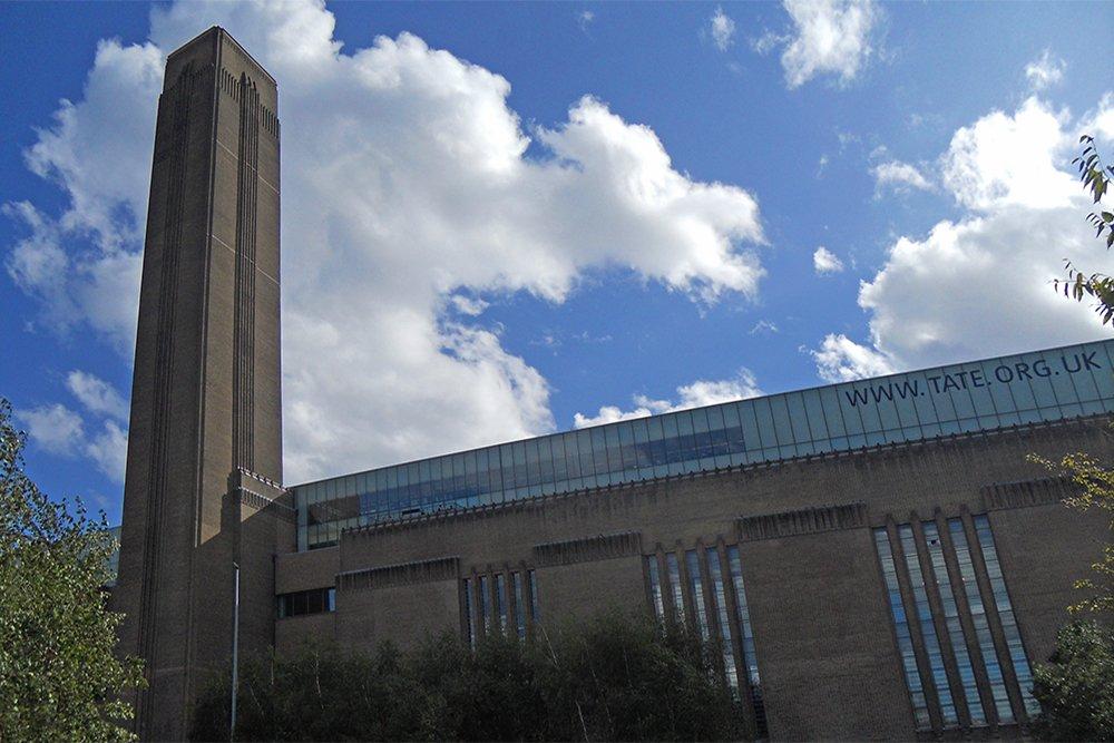 Бесплатные достопримечательности Лондона | Tate Modern