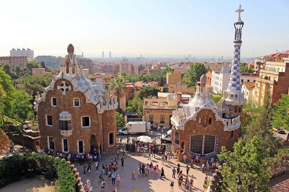 Что посмотреть в Барселоне в первый раз | Парк Гуэль