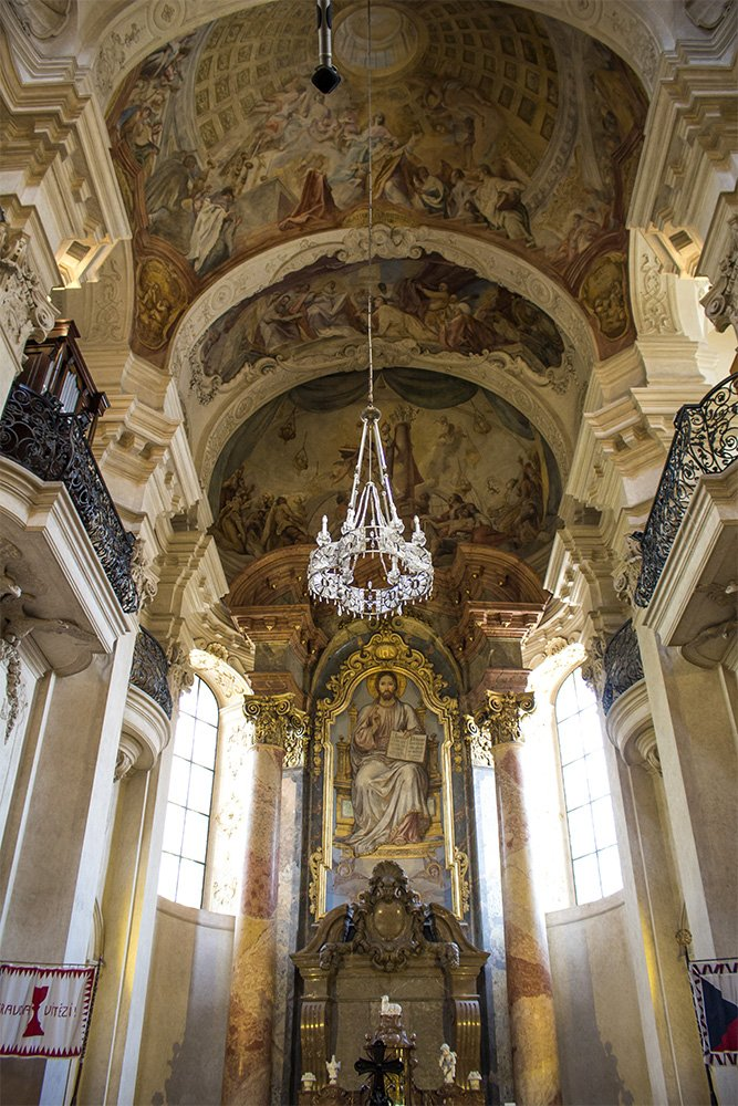 What to do in Prague for free | St Nicholas Church