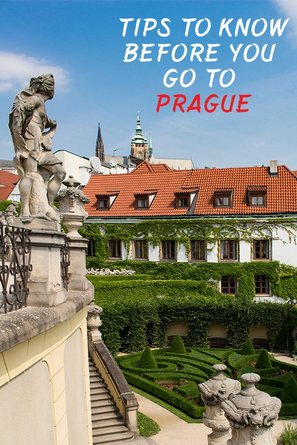 Travelling to Prague: travel tips for first timers | Things to know before you travel to Prague | Prague travel guide | Prague city guide