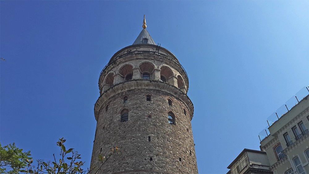 Что посетить в Стамбуле | Галатская башня