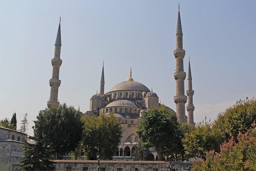 Что посетить в Стамбуле | Голубая мечеть