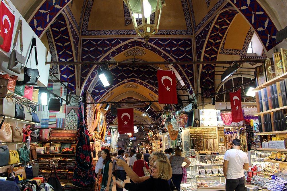 Что посетить в Стамбуле | Гранд-базар