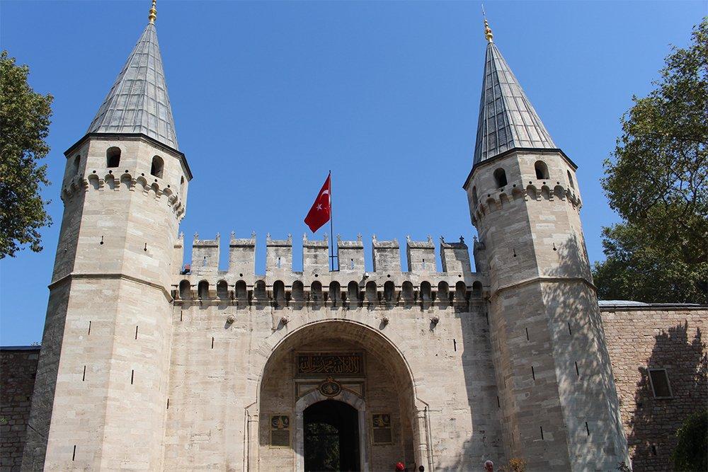 Что посетить в Стамбуле | Дворец Топкапы