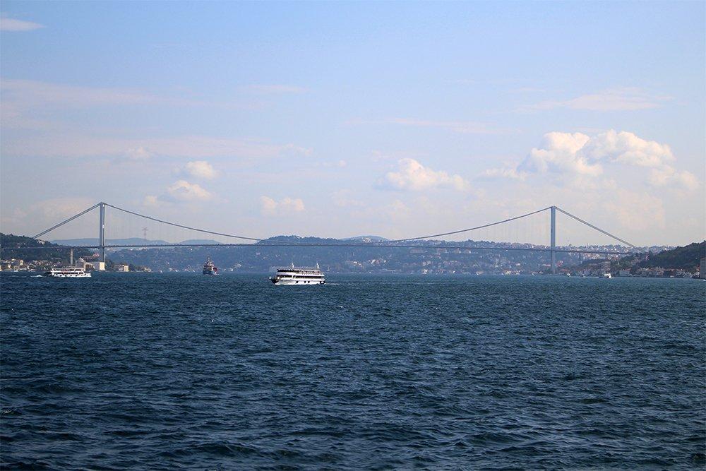 Что посетить в Стамбуле | Мосты