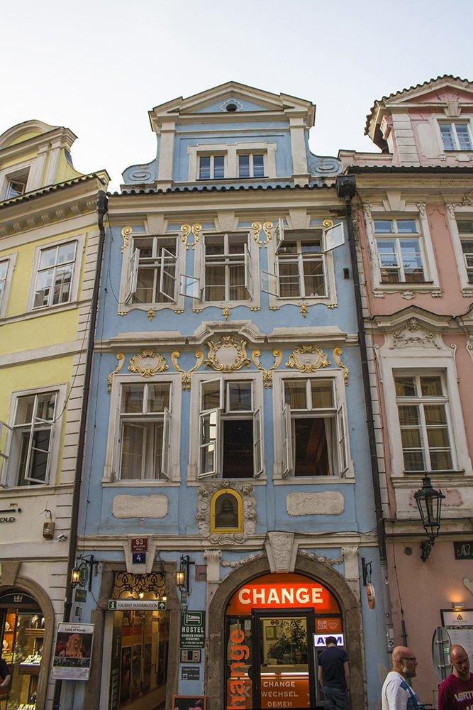 Where to stay in Prague, Czech Republic | Charles Bridge Economic Hostel
