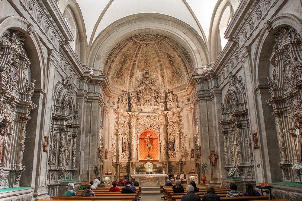 Things to do in Salamanca, Spain | Capilla de San Francisco